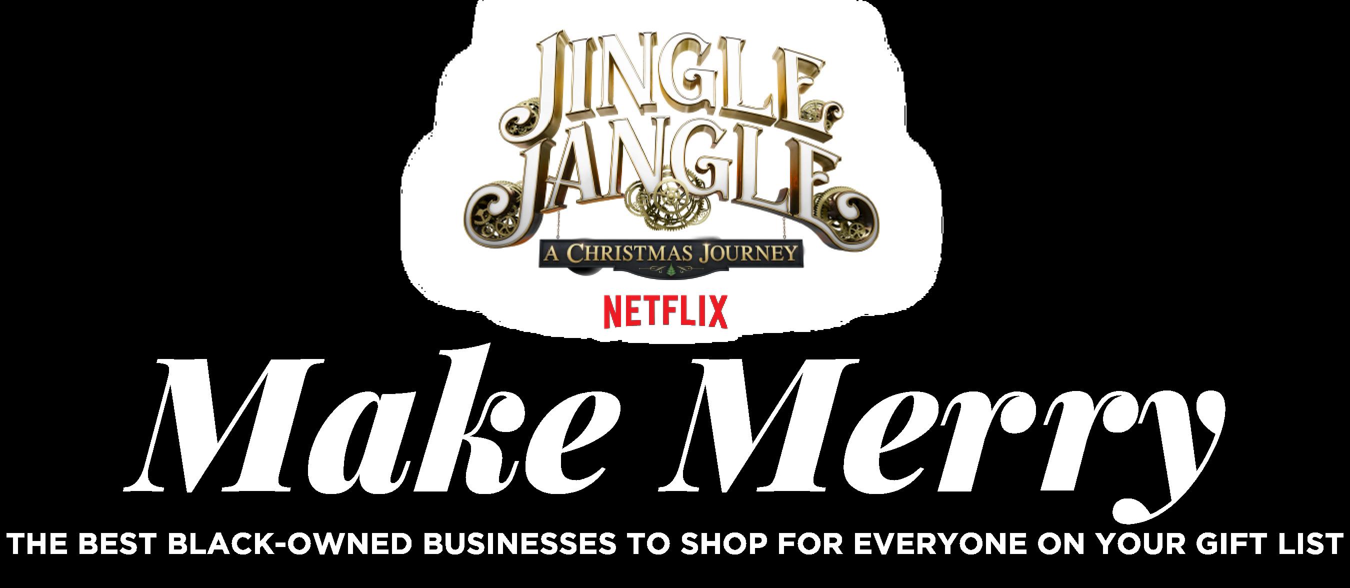 Jingle Jangle Holiday Gift Guide