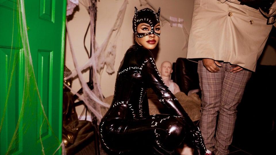 Inside Teyana Taylor and Iman Shumpert's Halloween Bash