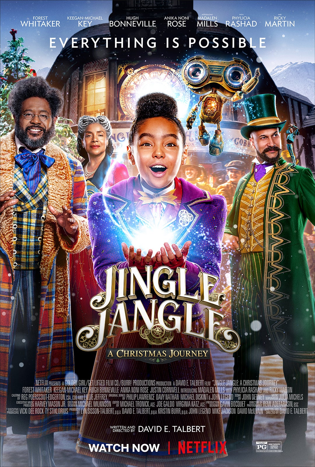 Jingle Jangle: A Christmas Journey. Click to WATCH NOW.