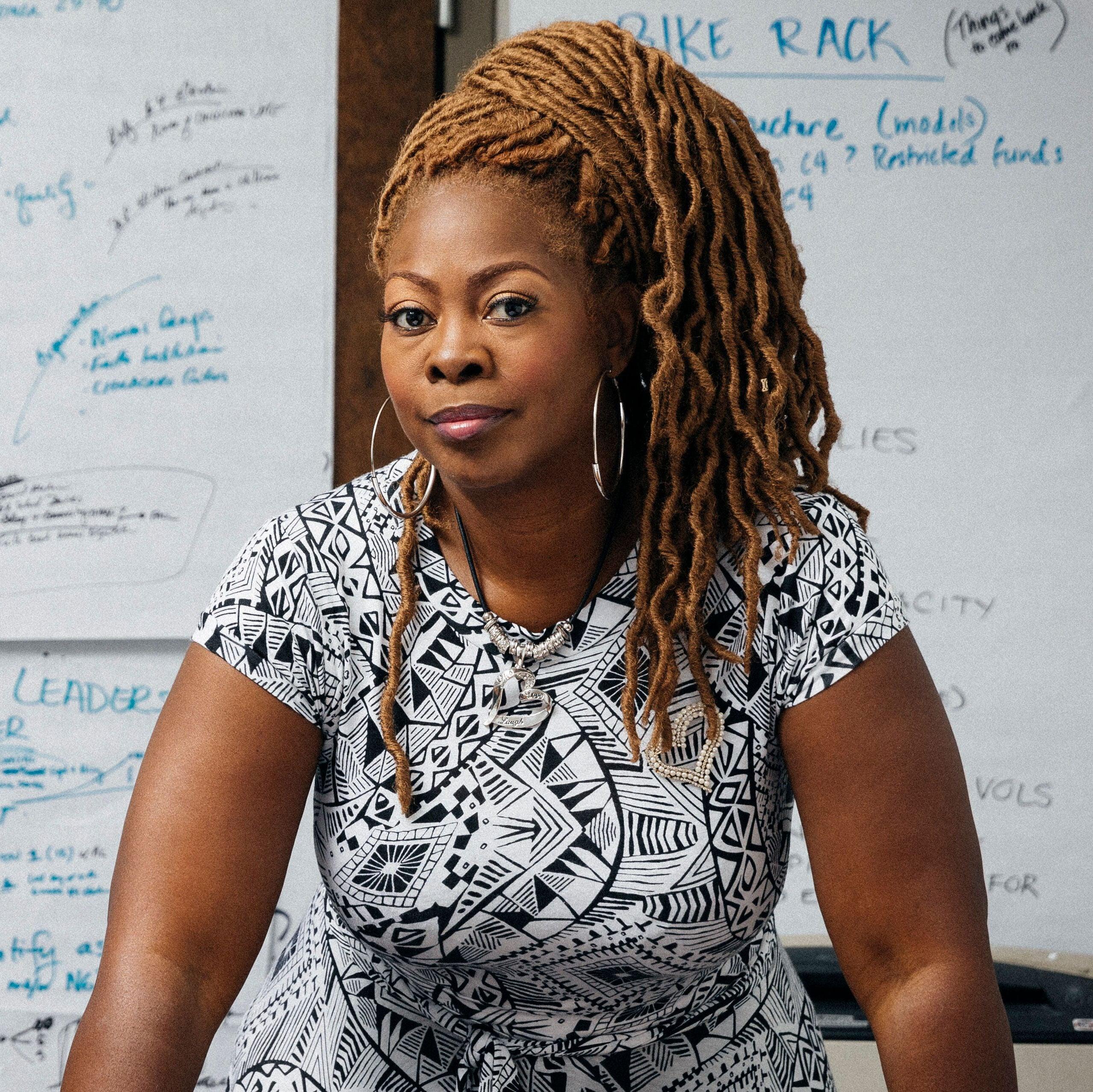 Latosha Brown - Black Voters Matter