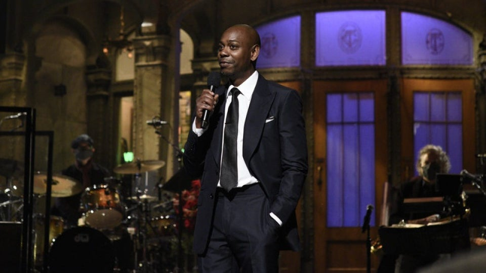 Dave Chappelle Sounds The Racial Alarm With His 'Saturday Night Live' Post-Election Monologue