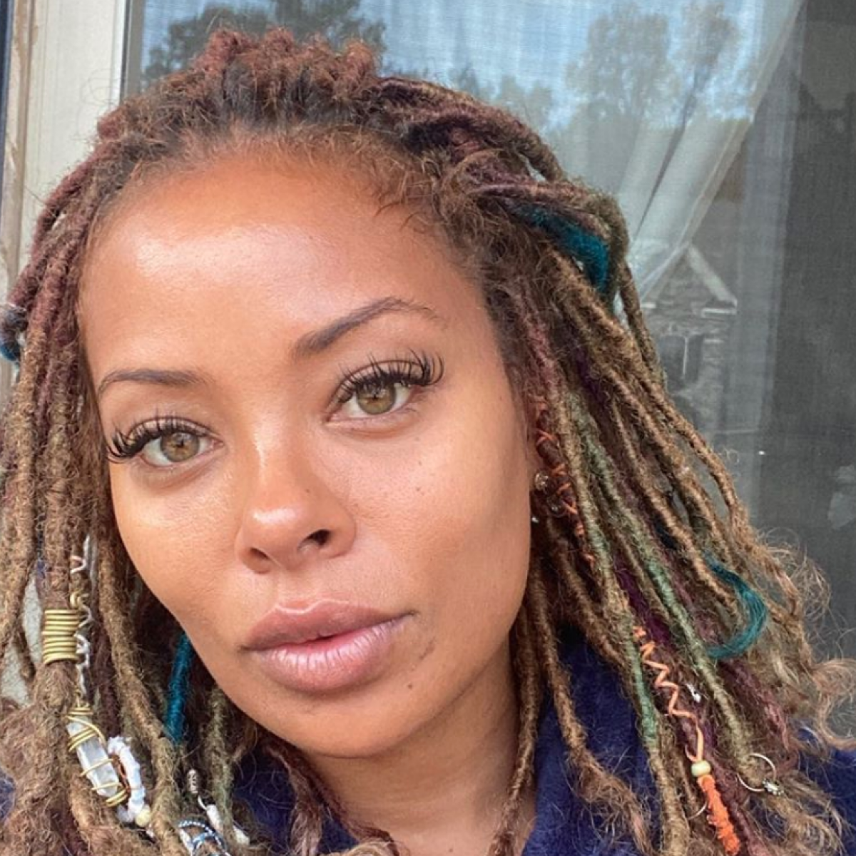 Eva Marcille Says Her Daughter Marley Inspired Her New Locs