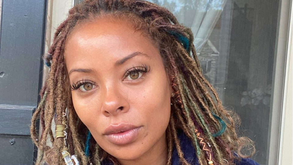 Eva Marcille 'Loves The Freedom' Of Her New Locs