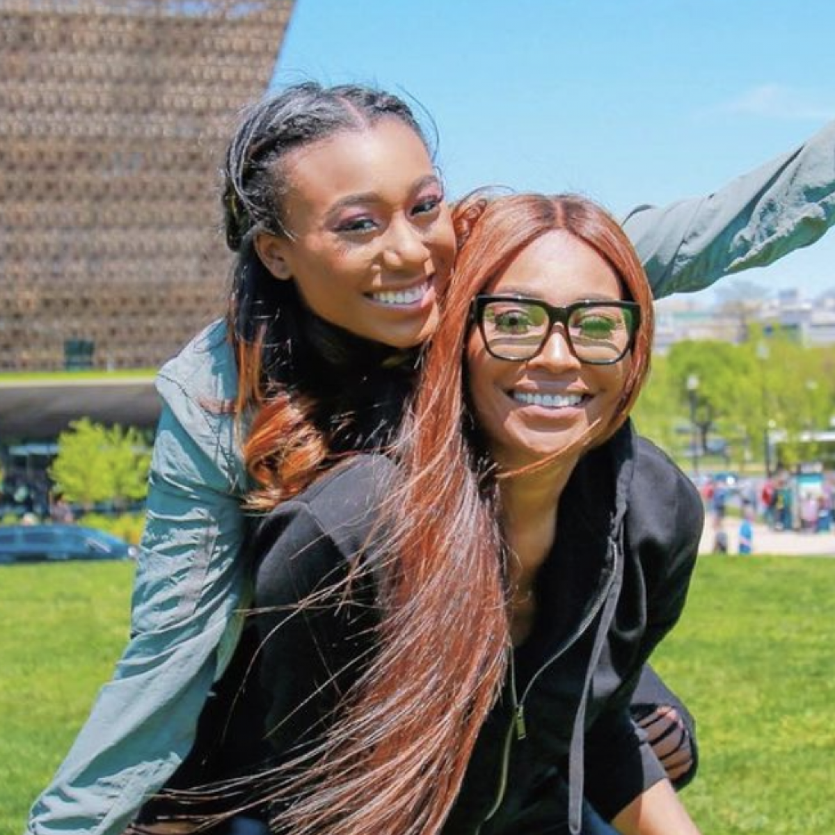 Time Flies! Cynthia Bailey's Daughter Noelle Is 21 And Loving It!