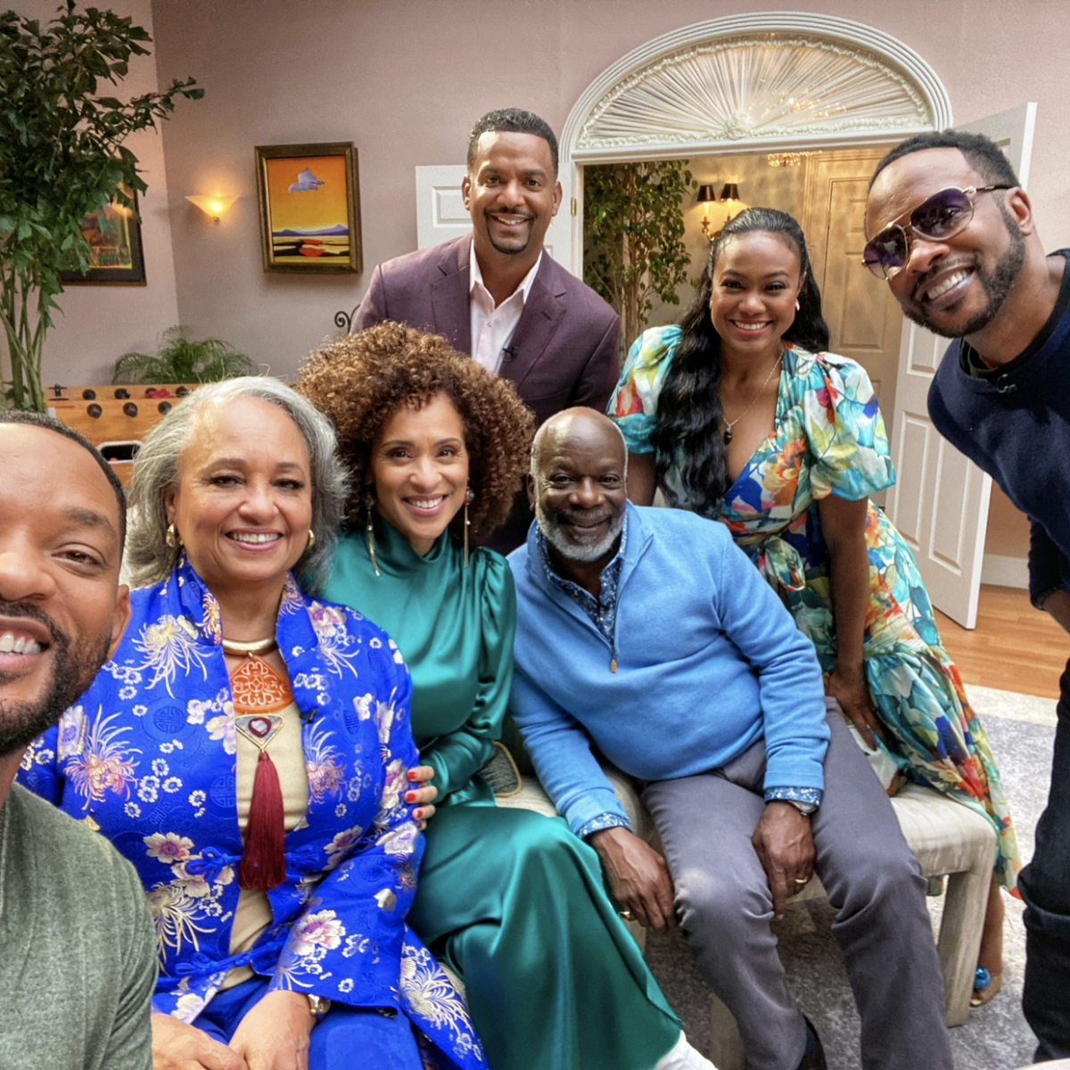 'The Fresh Prince of Bel-Air' Reunion Reveals Two Cast Members Turned The Gig Down