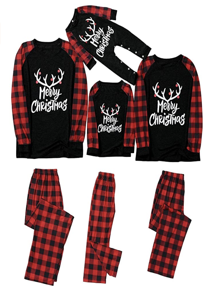 Shop These 10 Matching Family Pajamas Perfect For Christmas 2020