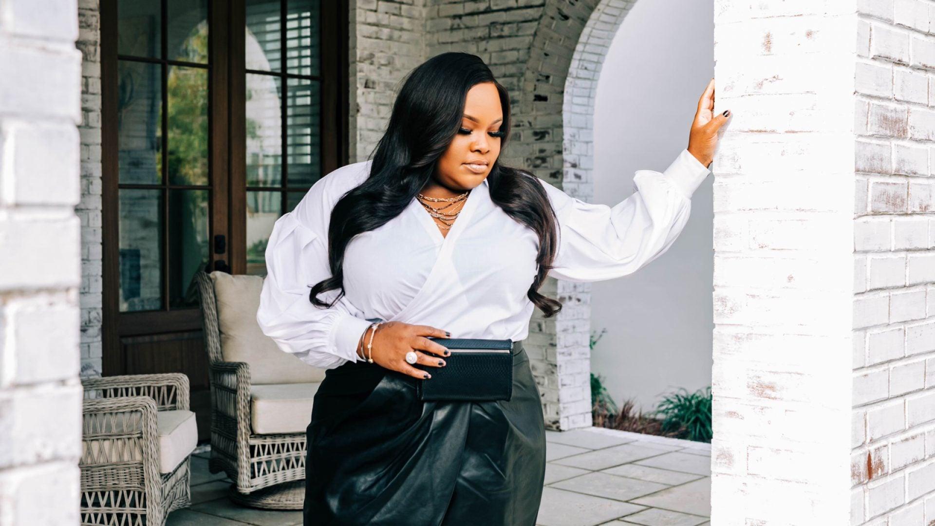 Gospel Singer Tasha Cobbs Leonard Partners With ELOQUII