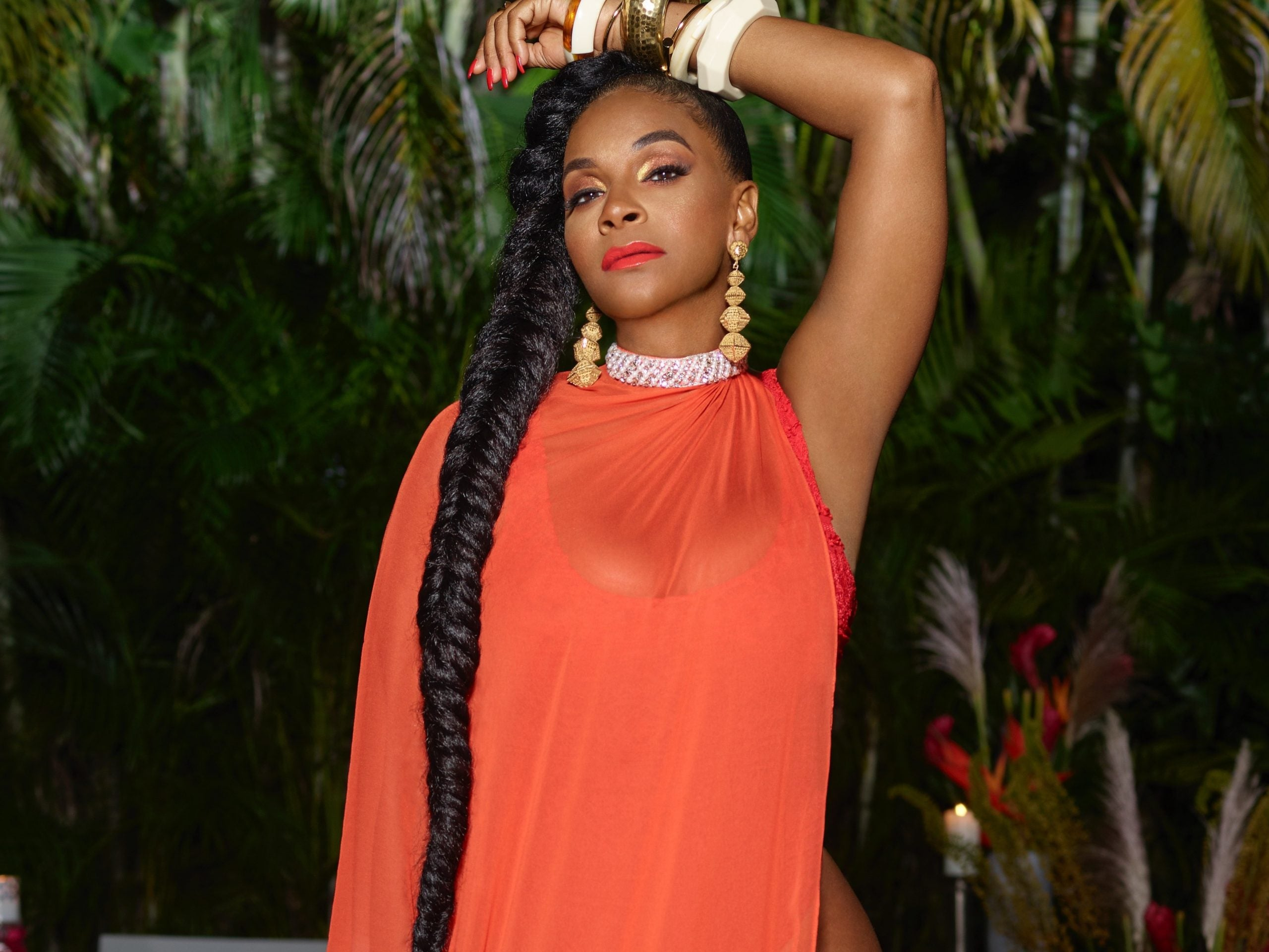 Teedra Moses Returns With A New Single, A New Attitude And Your New Grown Woman Anthem