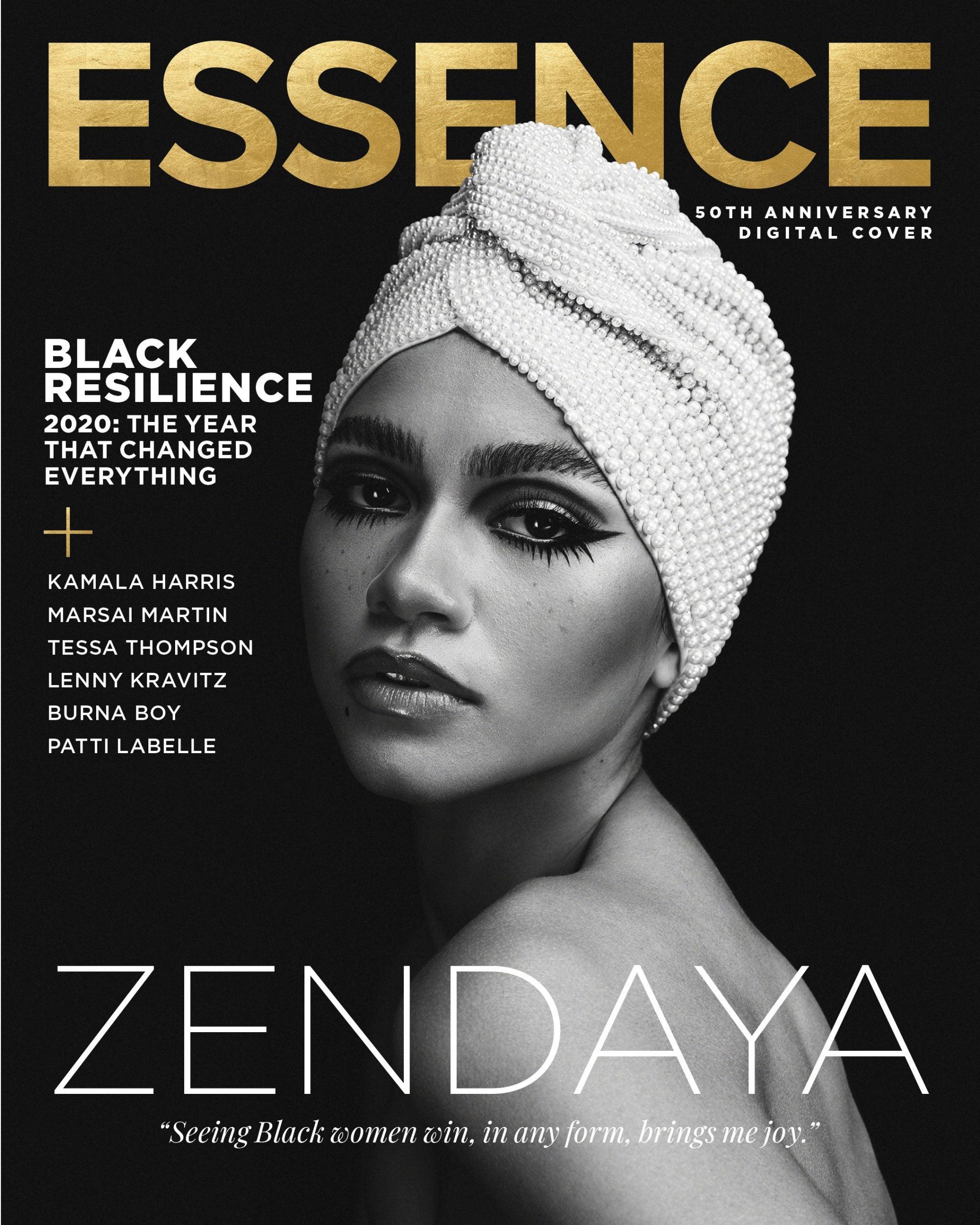 Zendaya über den Gewinn ihres Emmys, Aktivismus durch Kunst und die Ehrung schwarzer Stilikonen