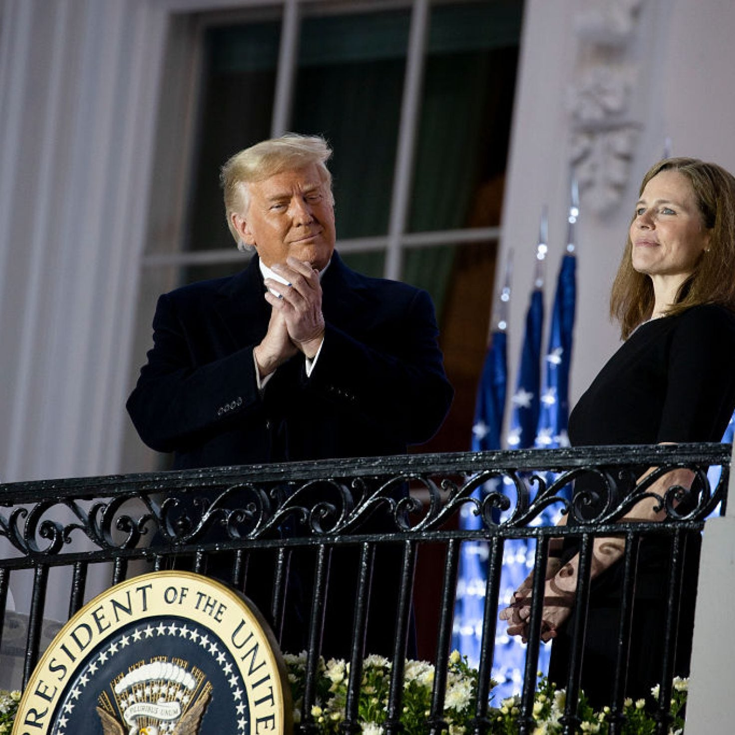 Amy Coney Barrett's Confirmation Reaffirms The Urgency Of Building Collective Power