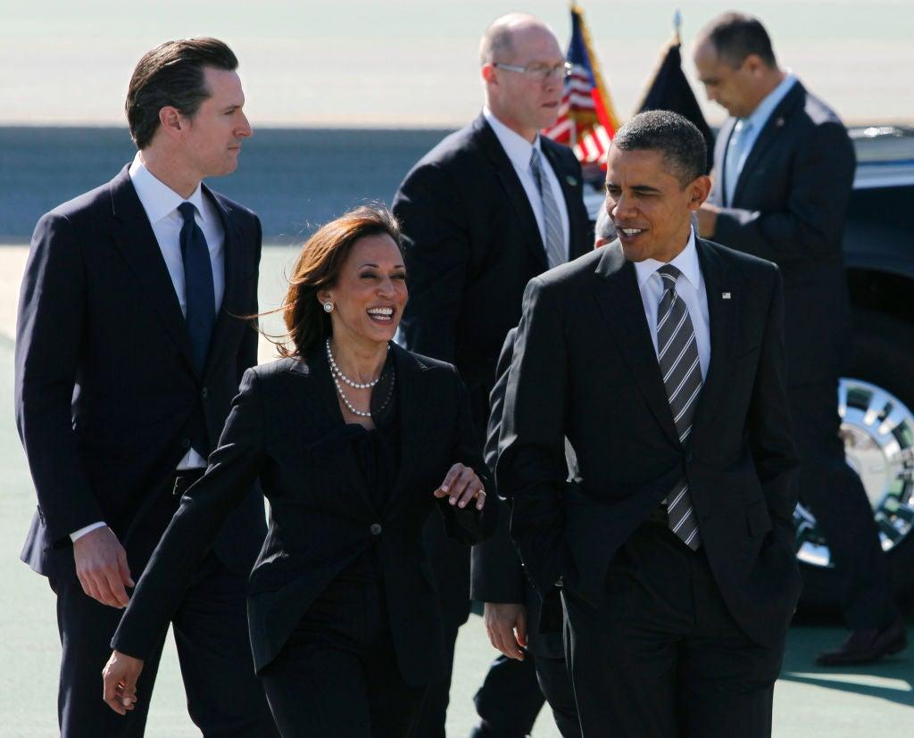 White House, vote (Obama-Harris)
