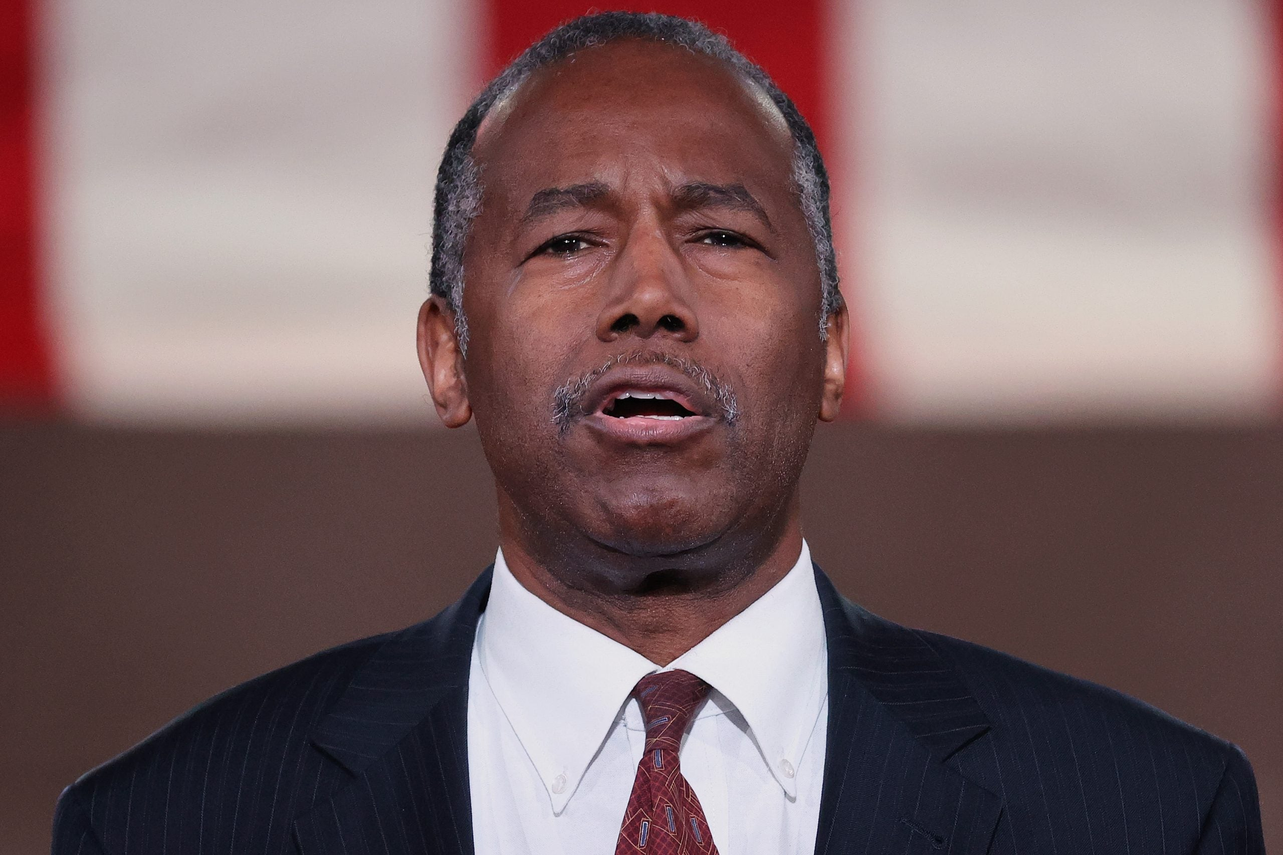 Make it Stop: Dr. Ben Carson Compares Himself to a 'Runaway Slave'