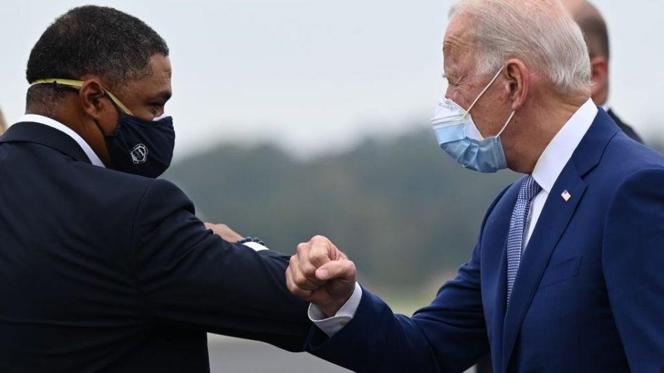 Congressman Cedric Richmond Appointed To Biden's White House Senior Staff