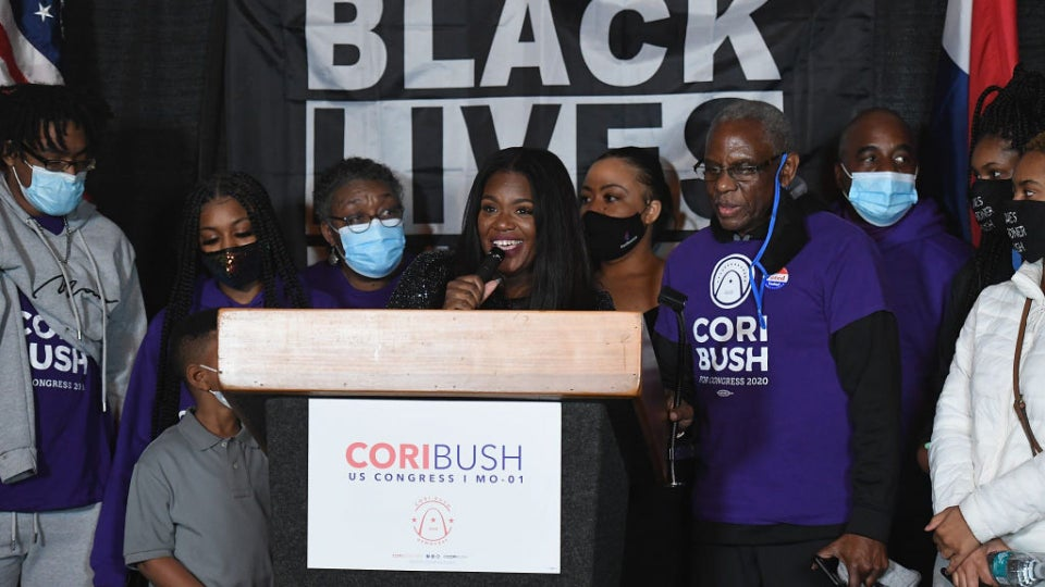 Congresswoman-Elect Cori Bush: We Organized For Michael Brown Jr., All Of Us Are Headed To Congress
