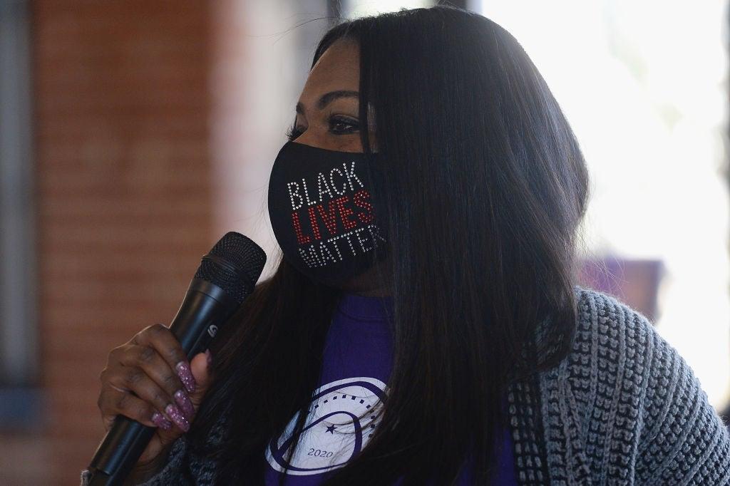 Black women, St. Louis, Cori Bush