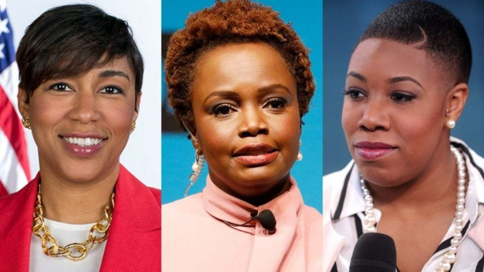 3 Black Women Will Serve On History-Making White House Communications Team