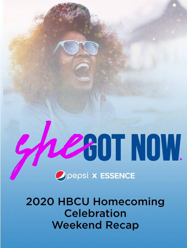 Pepsi x Essence's She Got Now: 2020 Virtual HBCU Homecoming Recap