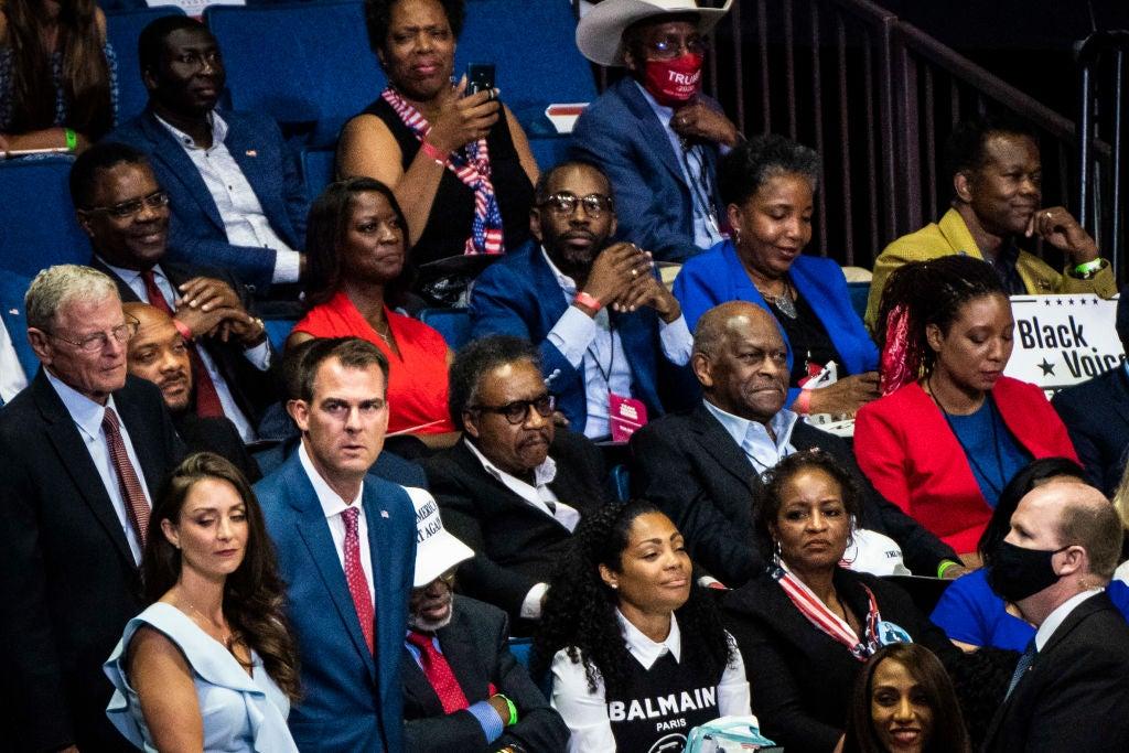 Herman Cain, COVID-19, Trump rallies