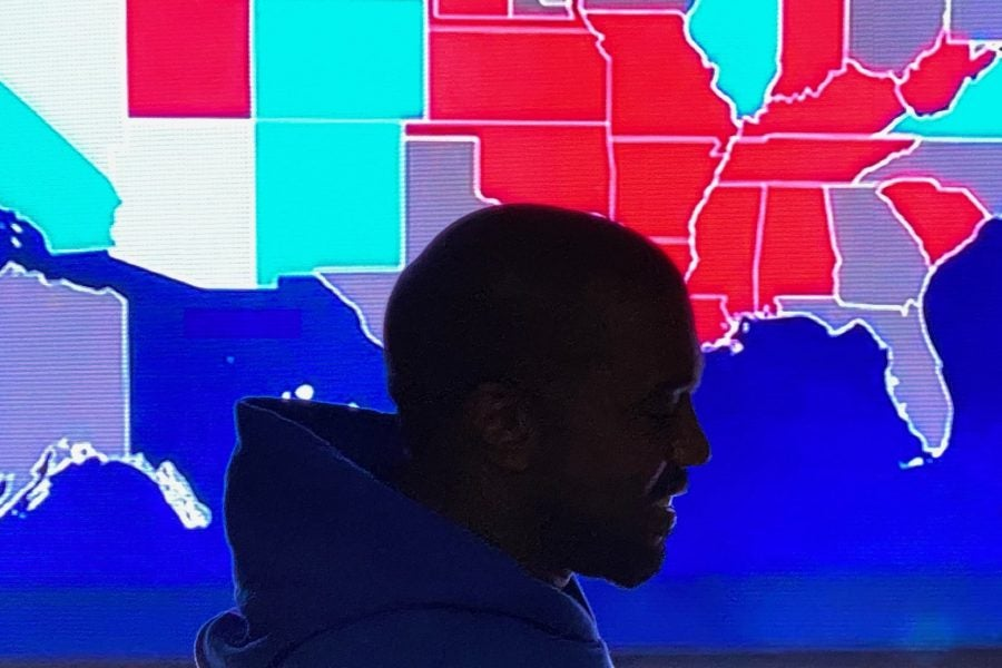 Kanye West Admits Defeat In 2020 Election