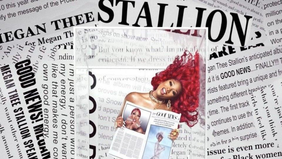 Megan Thee Stallion Announces Debut Album 'Good News'