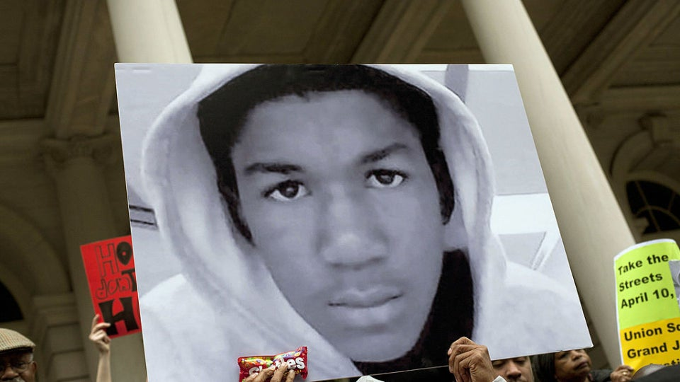 Miami-Dade Street Renamed In Honor Of Trayvon Martin