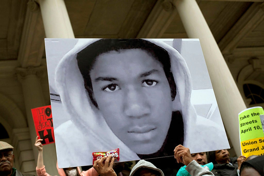 Miami-Dade Street Renamed In Honor Of Trayvon Martin