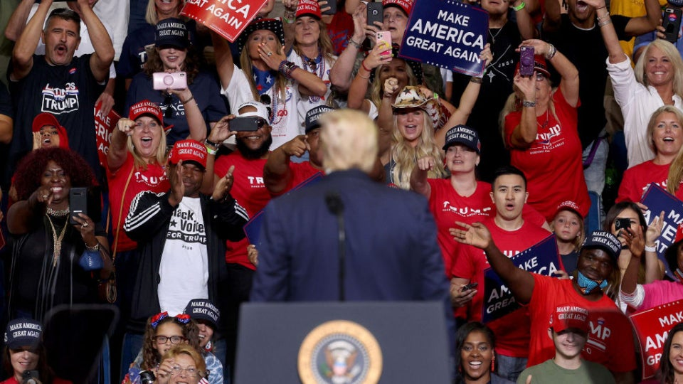 Study Links Trump Rallies To 30,000 COVID-19 Cases, 700 Deaths