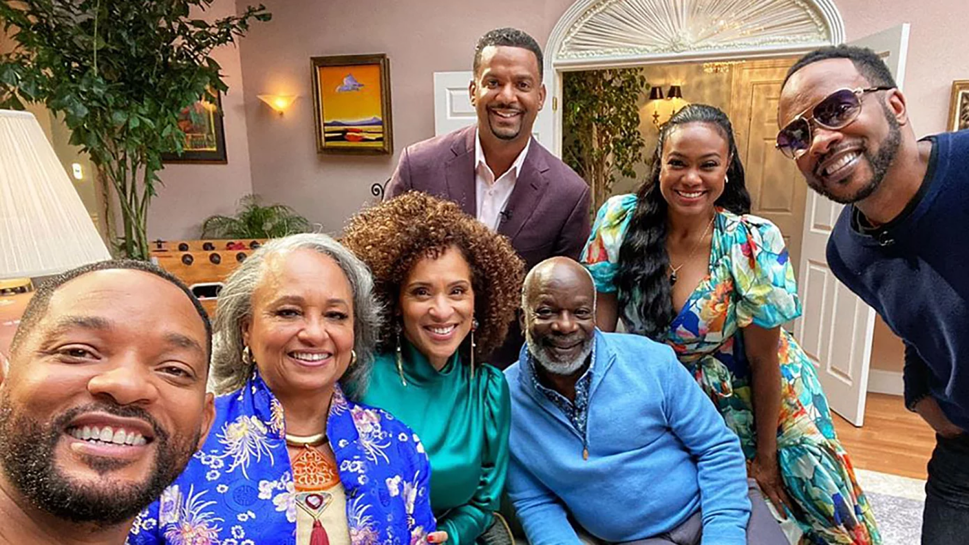 7 Things We Learned From the 'Fresh Prince of Bel-Air' Reunion