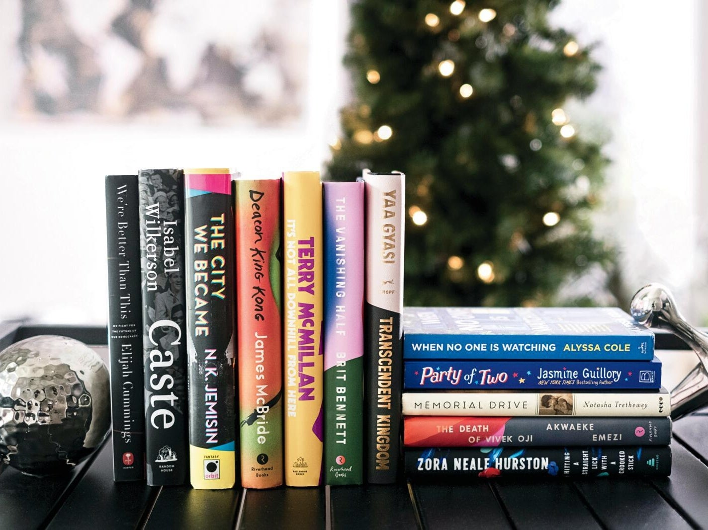 2020 Was Lit: The 20 Best Books By Black Authors