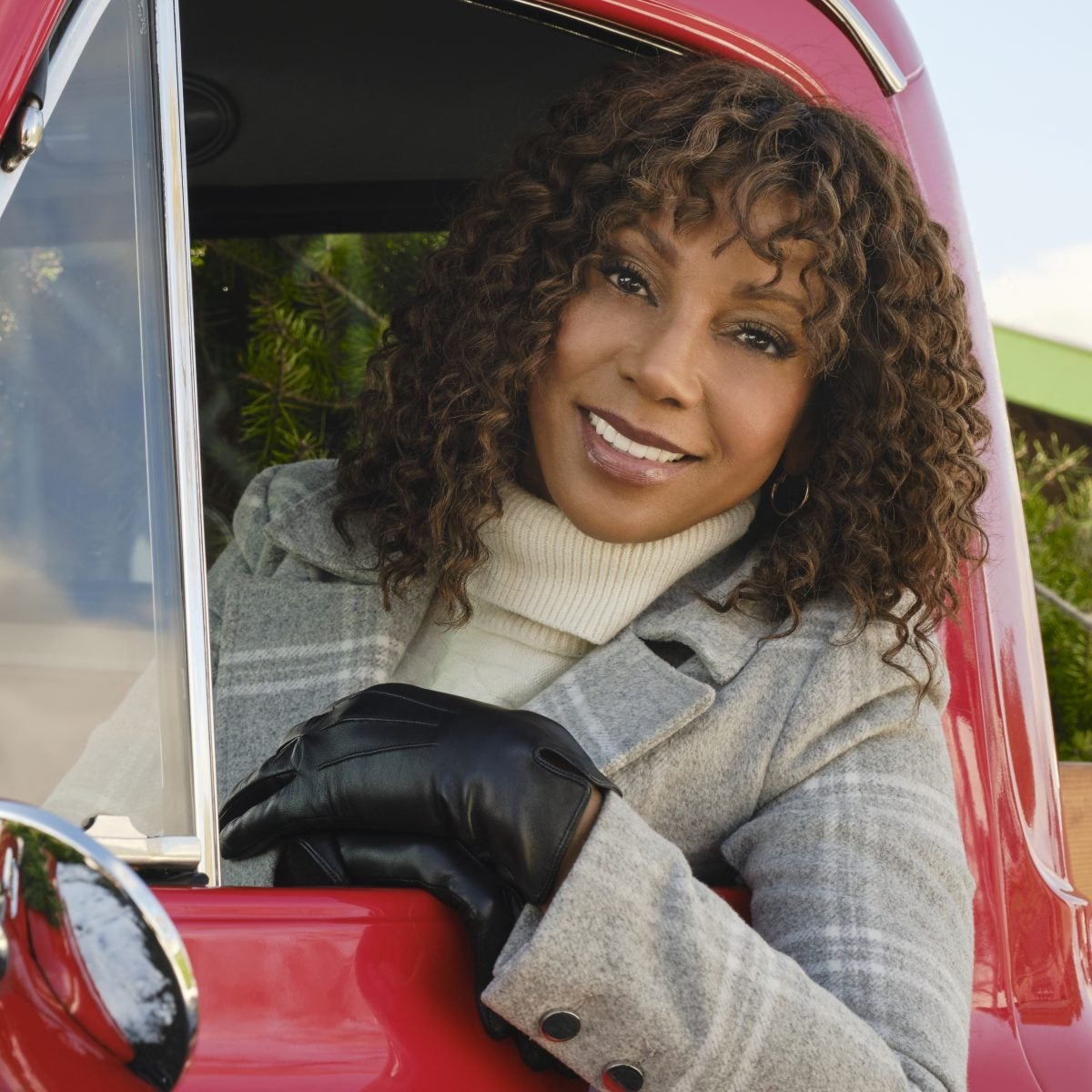 Holly Robinson Peete Keeps It Merry and Bright in 'Christmas in Evergreen'