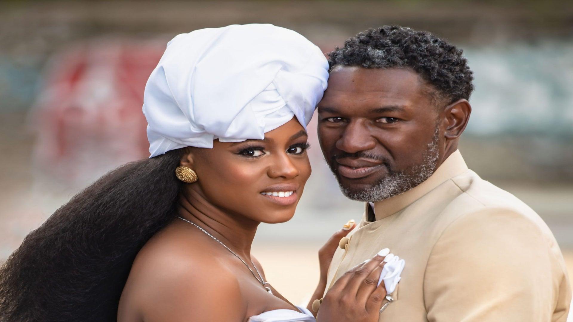 Bridal Bliss: Shalwah And Al's Brooklyn Wedding
