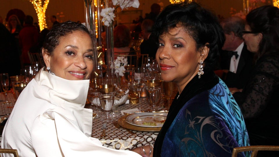 Debbie Allen And Phylicia Rashad Drop Gems Just In Time For The New Year