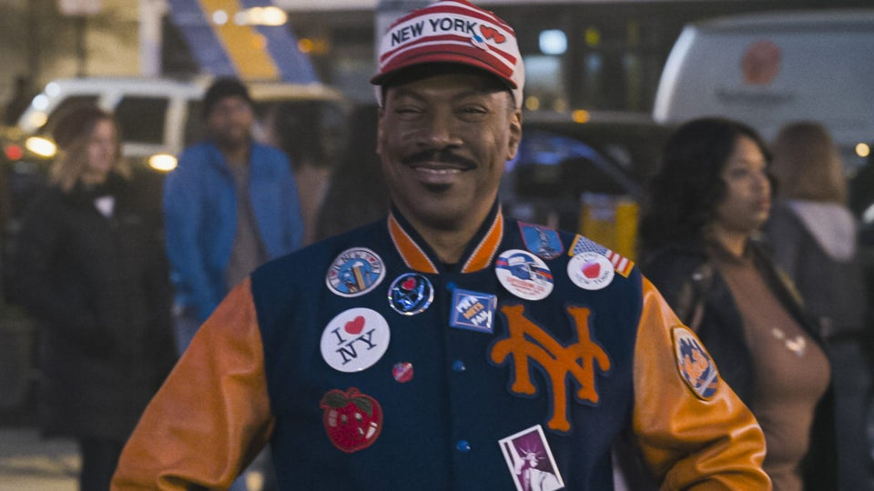 First Look: 'Coming 2 America' Photos Featuring Eddie Murphy And Shari Headley