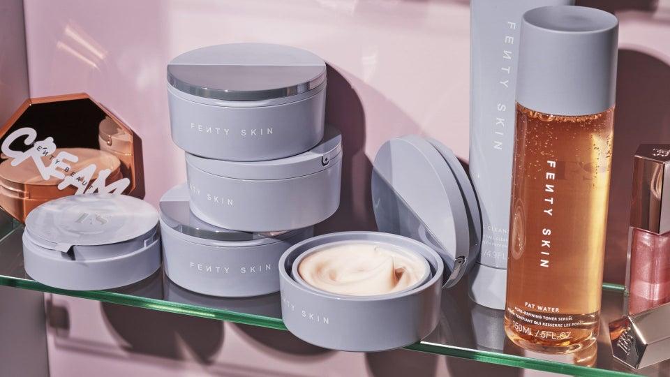 EXCLUSIVE: Rihanna On Fenty Skin Launching At Sephora