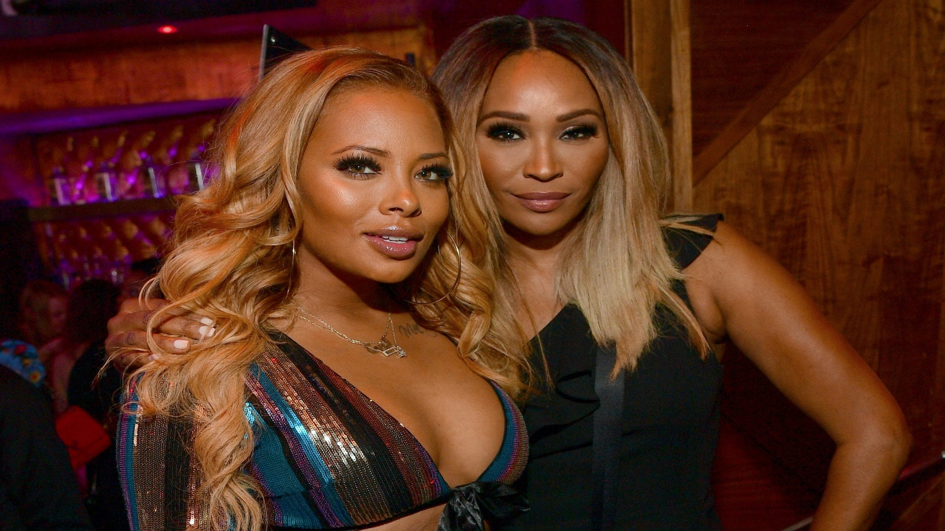Cynthia Bailey and Eva Marcille Are Giving Back In A Big Way For The Holidays