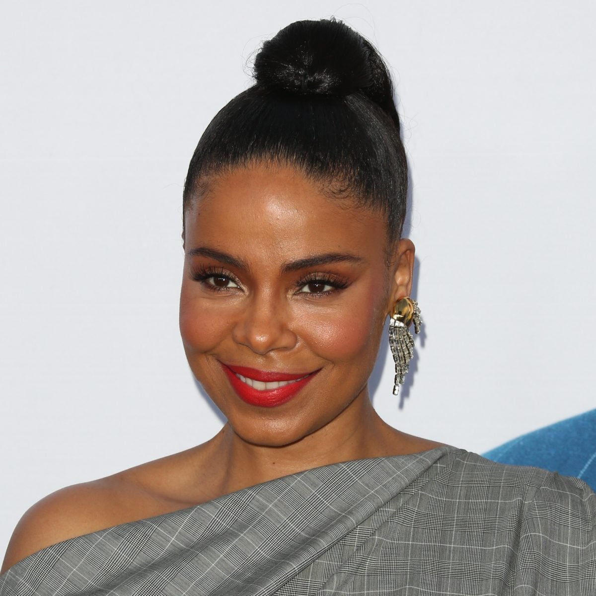 Sanaa Lathan Shows Off Major Hair Growth Three Years After Her Big Chop