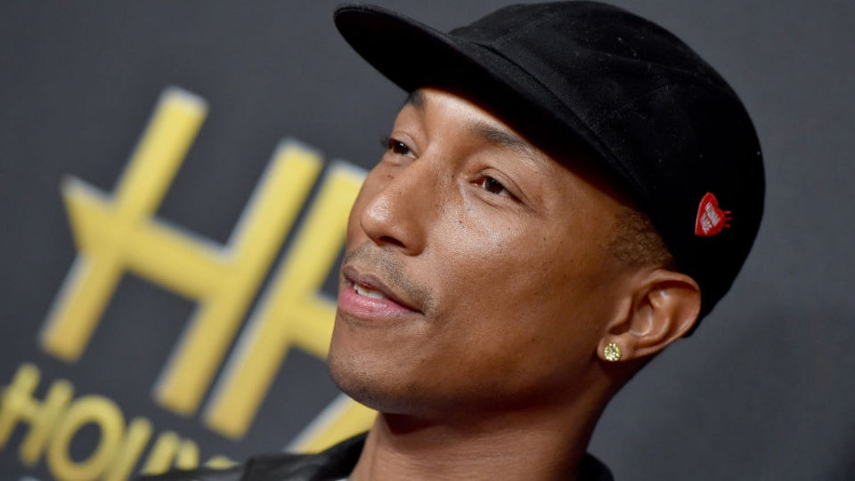 Pharrell Williams Launches 'Black Ambition' Initiative For Black and Latinx Entrepreneurs
