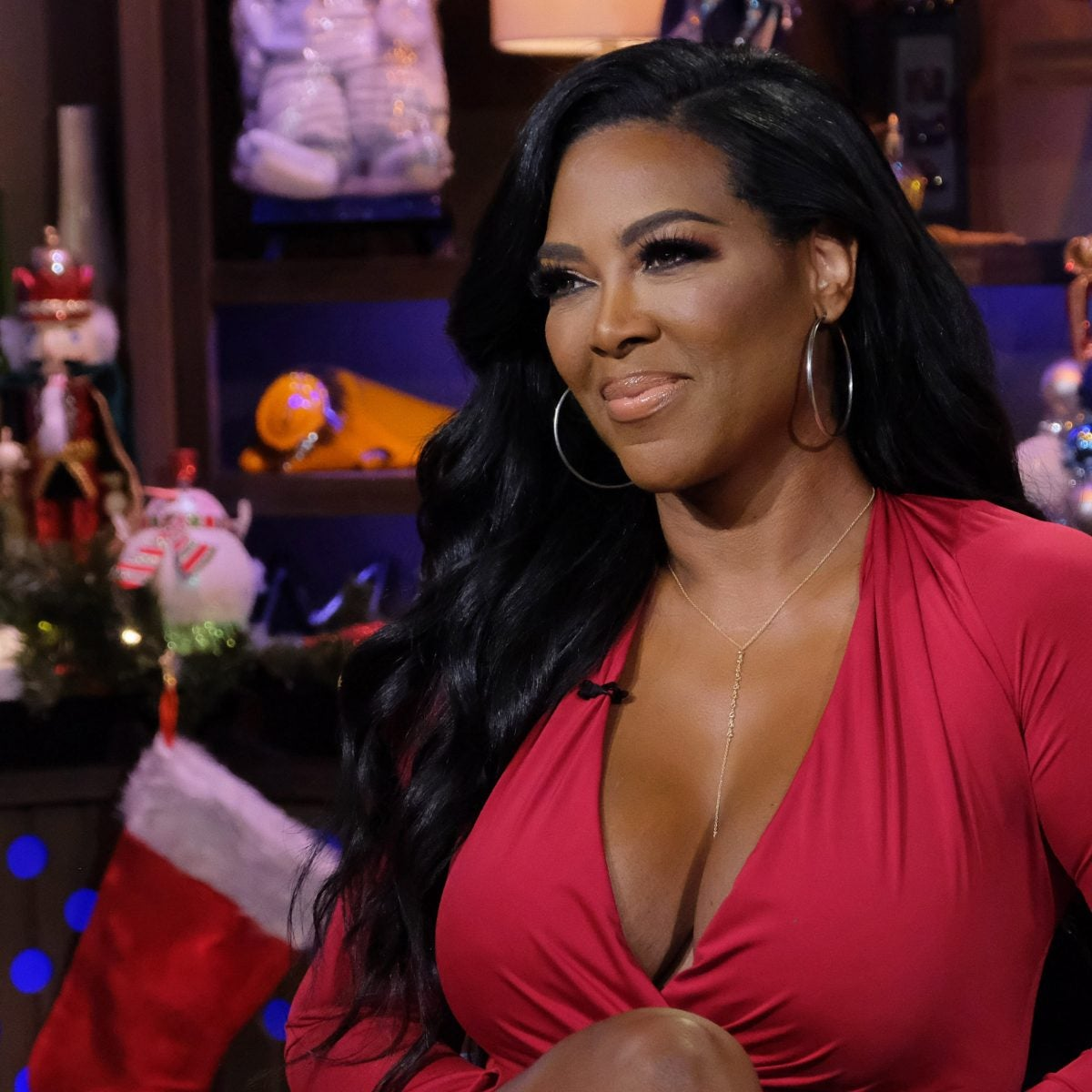 Exclusive: Kenya Moore Open Up About Her 'Fragile' Relationship With Marc Daly
