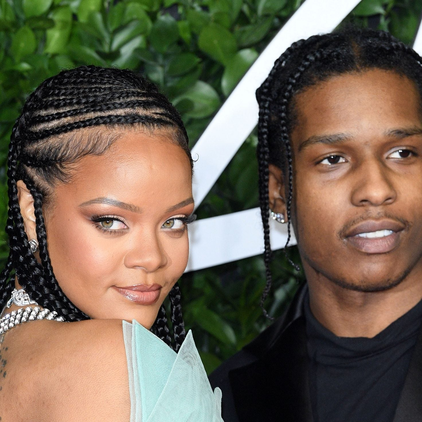 New Couple Alert? Rihanna and A$AP Rocky Are Allegedly Dating