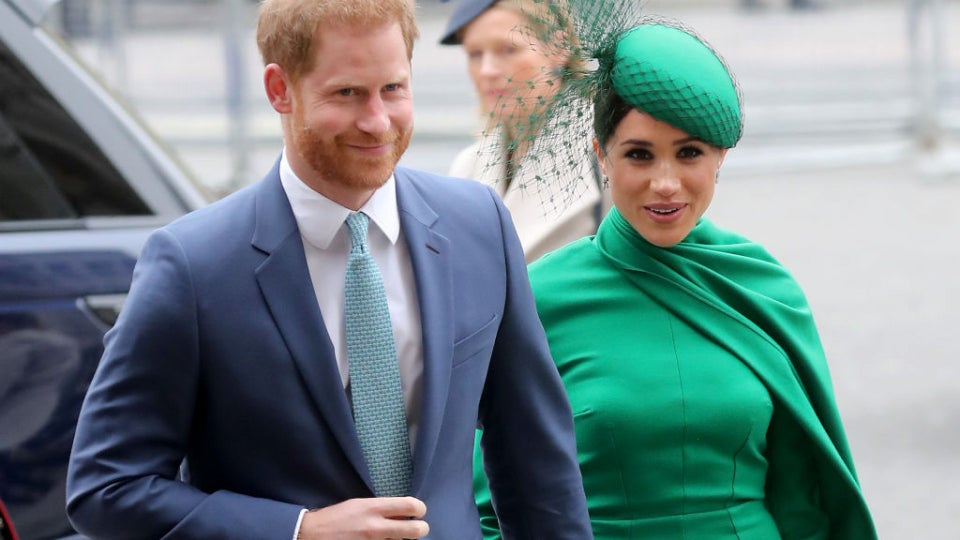 Spotify Announces Multi-Year Podcast Partnership Deal With Meghan Markle and Prince Harry