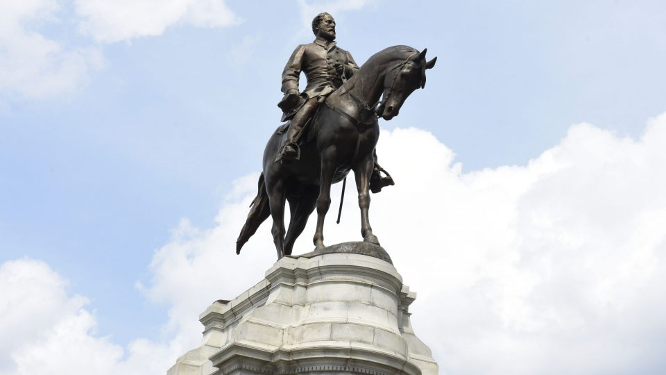 A Confederate Monument Has Been Removed From The U.S. Capitol