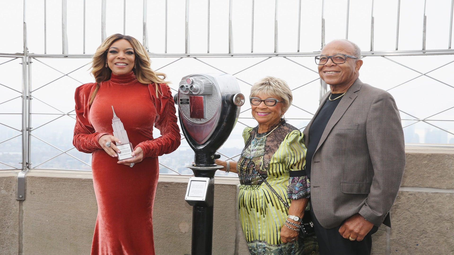Wendy Williams Confirms The Death Of Her Mother Shirley Williams