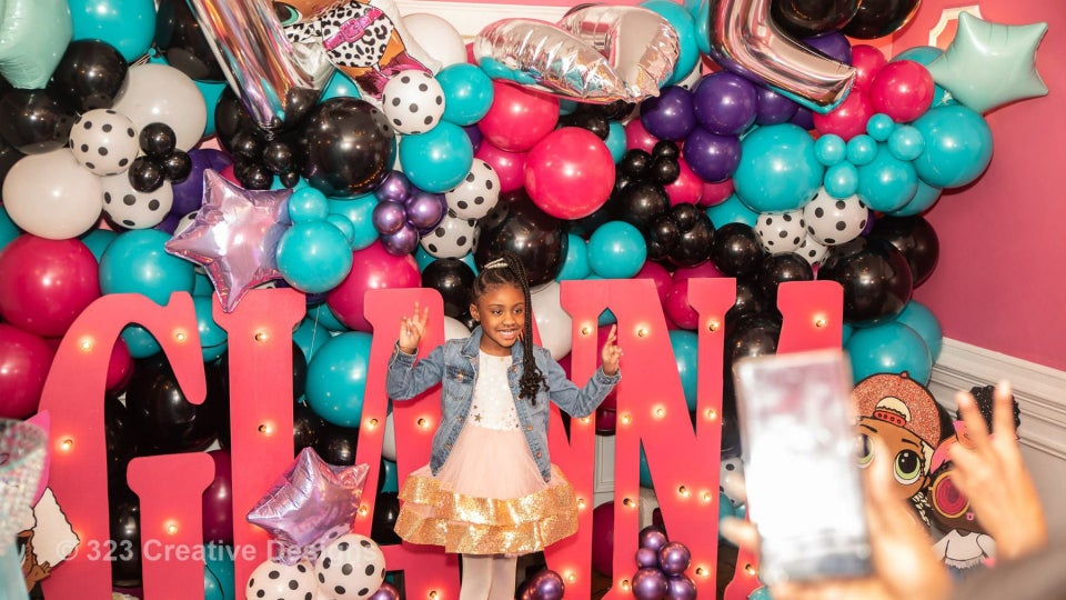Rapper Lil Baby Sponsored George Floyd's Daughter's Birthday Party