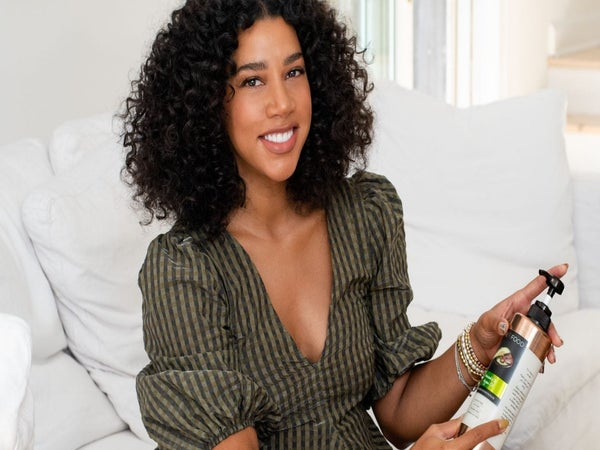 Why Entrepreneur Hannah Bronfman Is Partnering With Haircare Brand, Hair Food