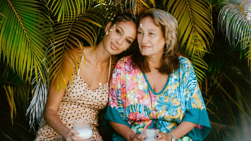 Afro-Latina Model Joan Smalls On Changing Holiday Traditions And The New Additions To Her Self-Care Routine