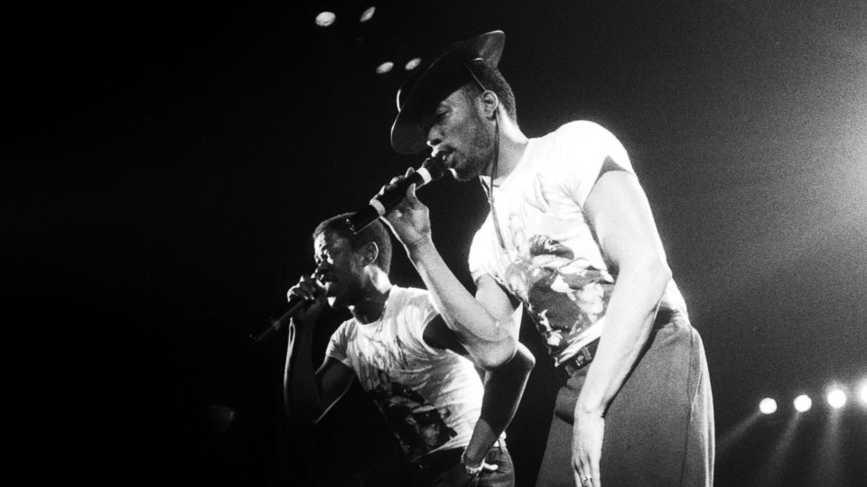 Whodini's John 'Ecstasy' Fletcher Has Passed Away