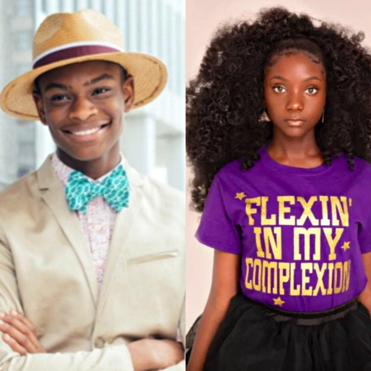 Next Generation Boss: Four Black Teen Entrepreneurs Share Their Journeys