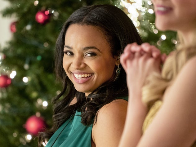 Kyla Pratt's Real Life Is As Romantic As The Lifetime Movie She Stars In