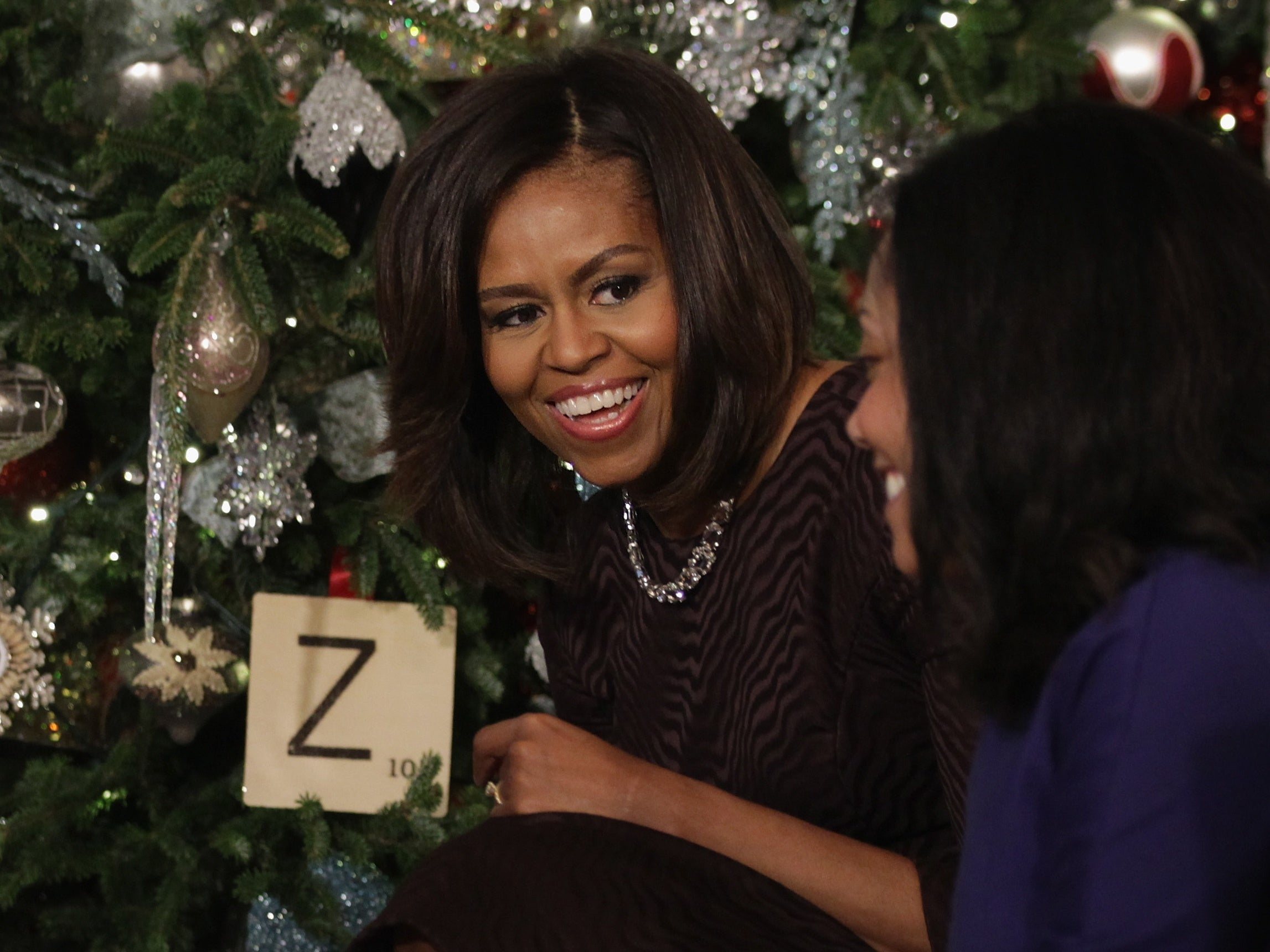 Barack Obama Recalls Bringing Holiday Magic To All At The White House