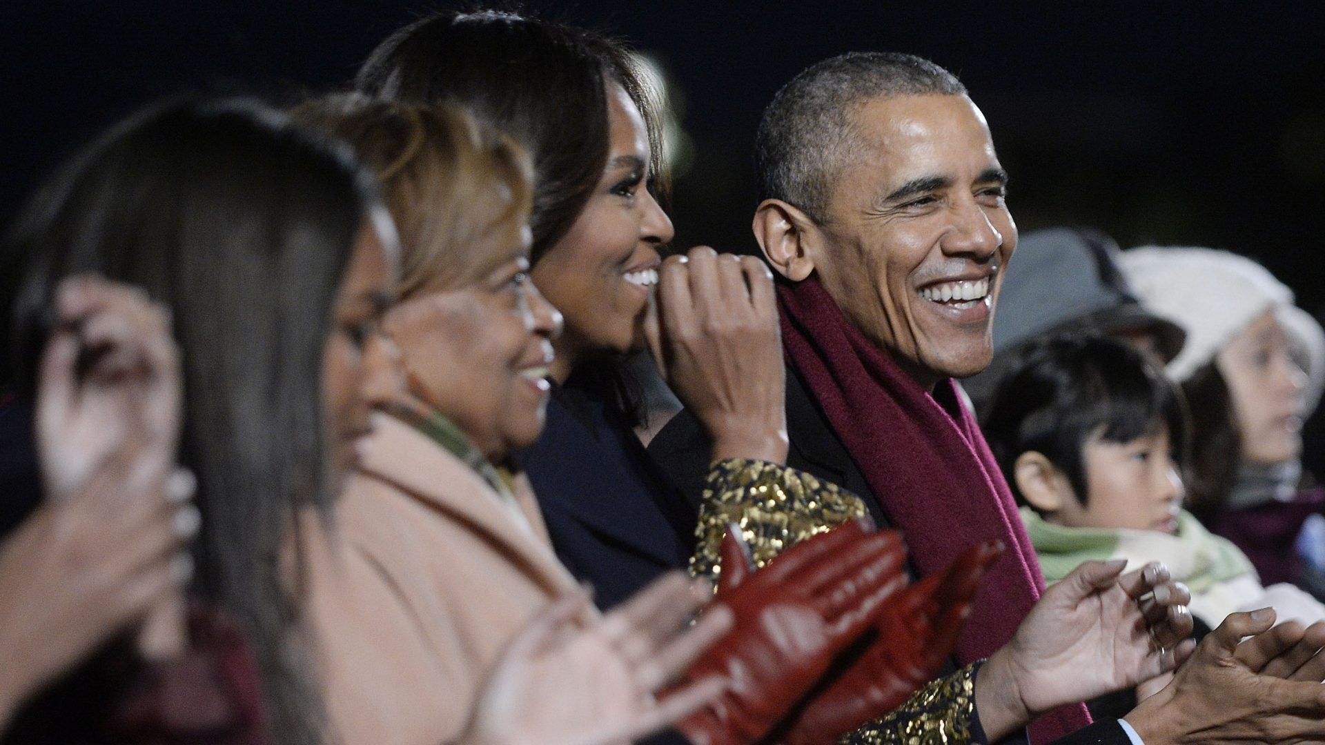 Barack Obama Recalls Bringing Holiday Magic To All At The White House